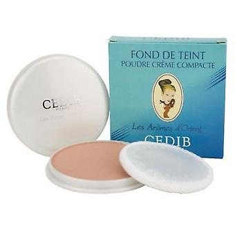 Cedib パリ コンパクト パウダー クリーム ドバイ 7 (化粧、顔、財団)