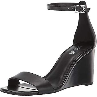 MICHAEL Michael Kors Fiona Wedge Black 11