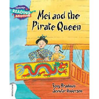 Mei and the Pirate Queen White Band by Bradman & Tony