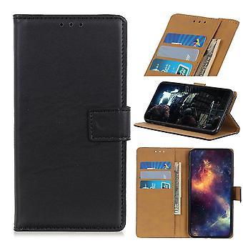Samsung Galaxy A71 Portfel Case - Czarny
