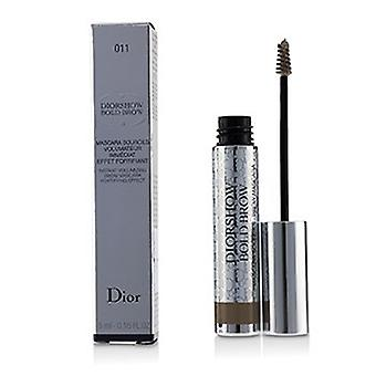 Christian Dior Diorshow Bold Brow Instant Volumizing Brow Mascara - 011 Licht 5ml/0,16 Oz