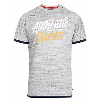 DUKE Duke D555 Authentiek bedrukte Fashion T-shirt