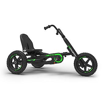 BERG Choppy Neo Pedal Go Kart Black/Green Ages 3-8 Years