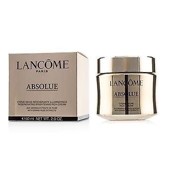 Absolue crème riche uudistava kirkastava täyteläinen voide 231545 60ml /2oz
