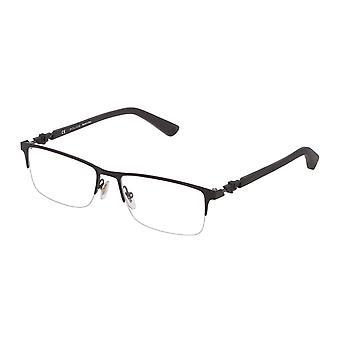 Police Pitch 1 VPL794 0531 Semi Matte Black Glasses