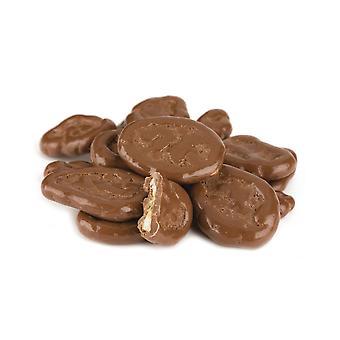 Milk Chocolate Banana Slices Jvf-( 11lb )