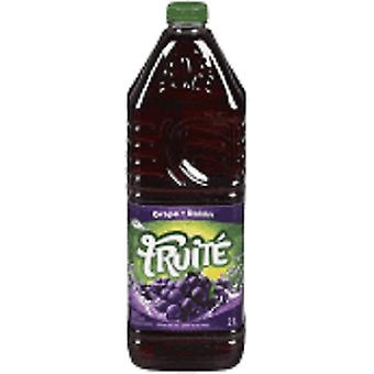 Frutta d'uva-( 2 Lt X 1 Bottiglie )