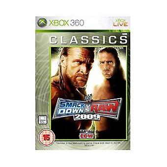 WWE Smackdown Vs. Raw 2009 - Classics Edition (Xbox 360) - Ny
