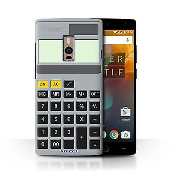 STUFF4 Gehäuse/Deckel für OnePlus 2/2/Rechner/Tasten/Buttons