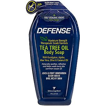 Savon de défense Original Douche Gel Gel Tea Tree Oil Body Soap - Soft Pack