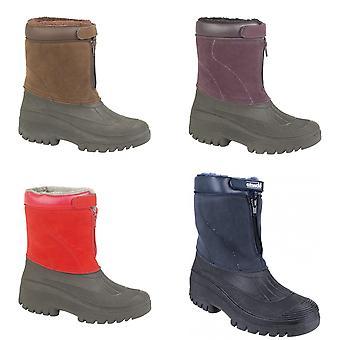 Cotswold Venture vattentät damer Boot damer stövlar / textil/väder gummistövlar