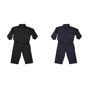 Gamegear® Childrens Tracksuit Top & Pants Set / Childrens Sportswear