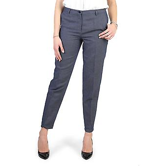 Armani Jeans Original Women Spring/Summer Trouser Blue Color - 57917
