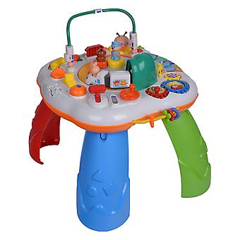 LaDiDa Activity Table Play and learn
