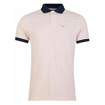 Barbour Linton Contrast Collar Polo