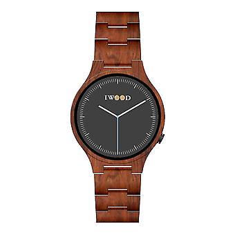 Iwood Real Wood Men's Watch IW18441002