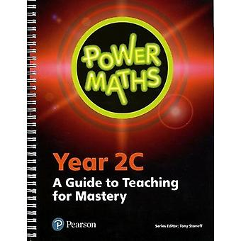 Power Maths Year 2 Teacher Guide 2C - 9780435189785 Book
