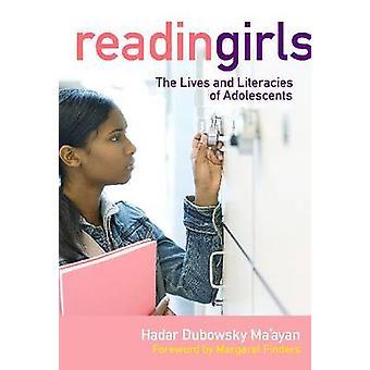 Lendo Girls - a vida e Letramentos escolares dos adolescentes por Hadar Dubow