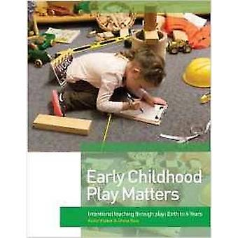 Early Childhood Play Matters - Intentional Teaching Through Play - Birt