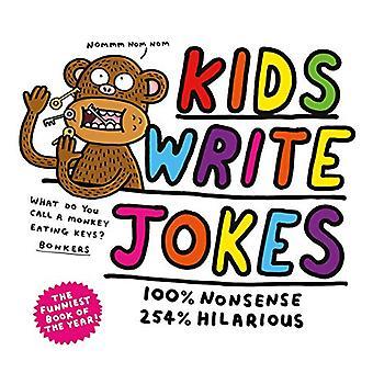 Kids Write Jokes by @KidsWriteJokes - 9781788700573 Book