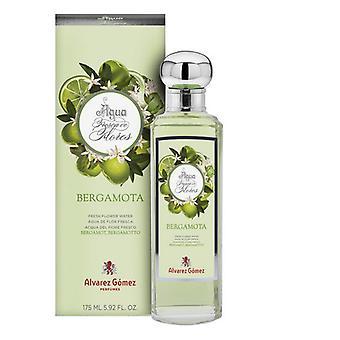 Unisex Parfume Agua Fresca De Flores Bergamota Alvarez Gomez EDC (175 ml)
