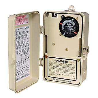 Intermatic RC2343PT Air Switch with Timer 4 Function