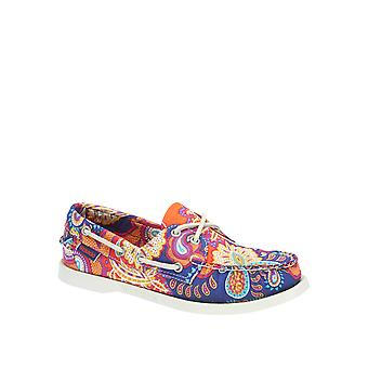 Sebago Women's Docksides Persia Liberty Loafers