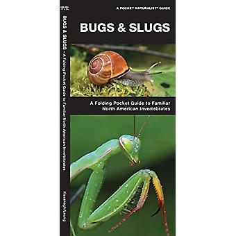 Bugs & Slugs - A Folding Pocket Guide to Familiar North American I