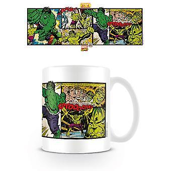 Marvel Retro Utrolig Hulk Paneler Krus