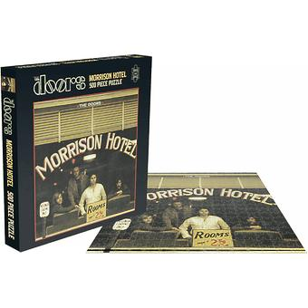 Rock saws - morrison hotel- the doors - 500 piece jigsaw puzzle