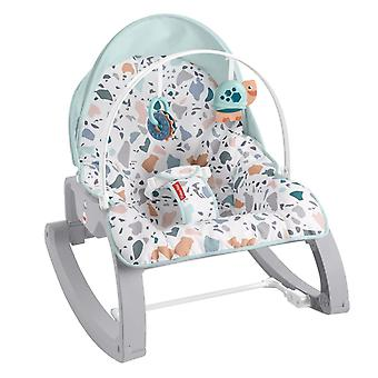 Fisher-Price, Vibrating Babysitter - Grey