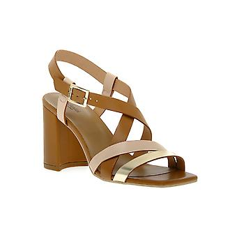 Black Gardens 415 brill platinum sandals