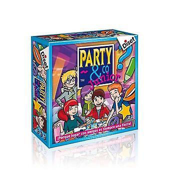 Board game Party & Co Junior Diset (ES)