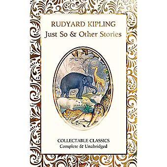Vain niin &ja R. Kiplingin muut tarinat - 9781787557833 Kirja