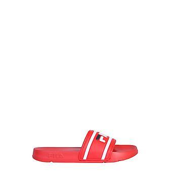Fila 101093040v Mænd's Rød gummi sandaler