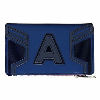 Loungefly Marvel Captain America Wallet