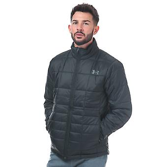 Men's Under Armour Armour Insulated Jacket in Black
