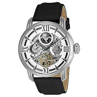 Invicta  Objet D Art 22650  Leather  Watch
