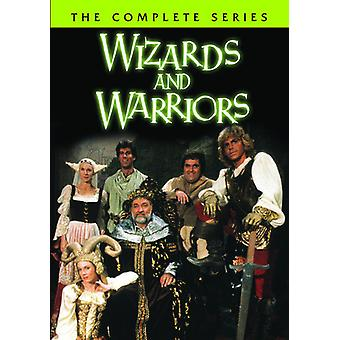Assistentes & Warriors [DVD] EUA importar