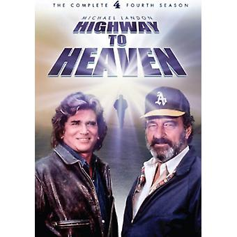 Highway to Heaven: The Complete Fourth Season [DVD] USA import
