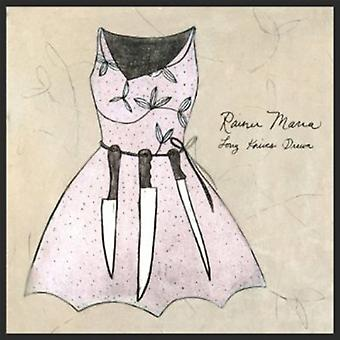 Rainer Maria - Long Knives Drawn [CD] USA import