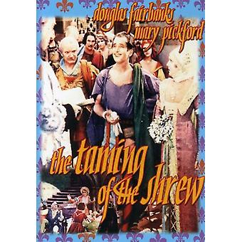Taming of the Shrew - The Taming of the Shrew [DVD] USA import