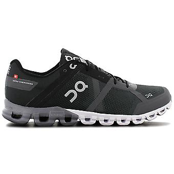 ON Running Cloudflow - Men's Running Shoes Black 25.99781 Sneakers Sports Shoes