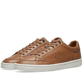 Fred Perry Men's Deuce Premium Leather Trainers B5120-H21