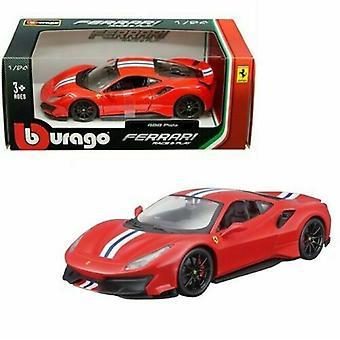 Bburago 1:24 Ferrari 488 Pista Diecast Car