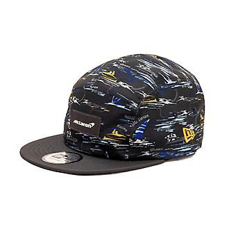 McLaren New Era 9Forty Monaco Special Edition Flat Peak Camper Hat | Adult | 2020