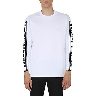 Stella Mccartney 601854smp859000 Hombres's suéter de algodón blanco