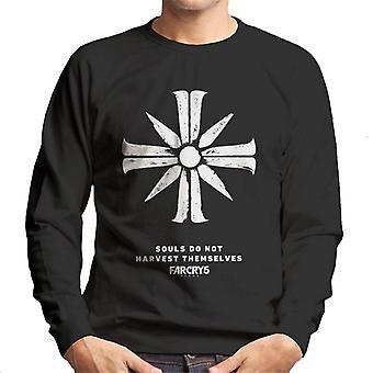 Far Cry 5 Edens Gate Cult Emblem Men's Sweatshirt