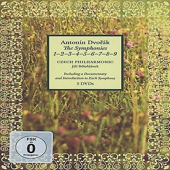 Importación de sinfonías USA edición [DVD]