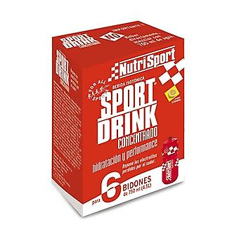 Sport Drink Concentrate 6 packets